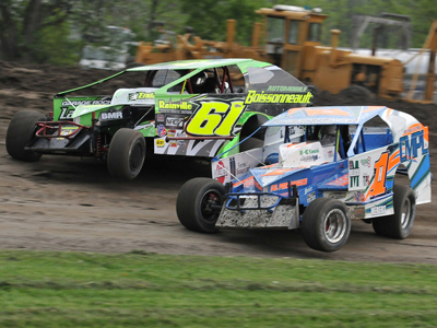 Mother Nature claims another win at Cornwall Motor Speedway