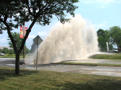 City finalizes repair of water main on Water Street