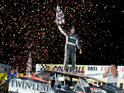 Planck wins Canadian Nationals race at Cornwall Motor Speedway