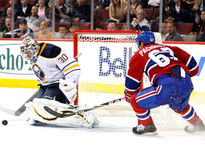 Sabres had no business winning - Habs deliver solid effort