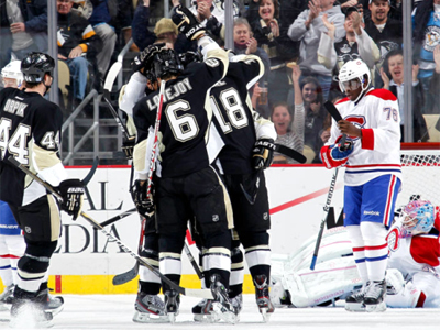 Montreal Canadiens lack passion in loss to Pittsburgh