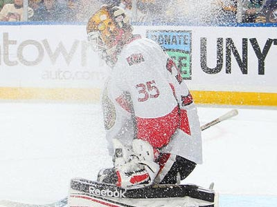 Goaltending poor as the Senators lose their 5th straight in Buffalo