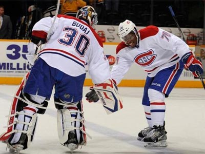 Murder on Music Row as Canadiens hand Predators OT Loss