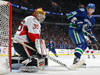 Senators lose a tough one in overtime to the Canucks