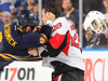 Senators outplay Sabres and win in overtime