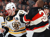 Thomas steals the show for the Bruins, Senators outplay Bruins but lose