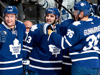 Kadri leads Leafs to victory over Sabres