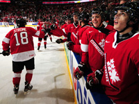 Canada continues to impress with 5-0 beat down of the Czech Republic