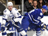 Maple Leafs thrash Tampa Bay in first game of New Year