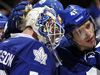 Leafs win fourth straight on the strength of another Gustavsson shutout