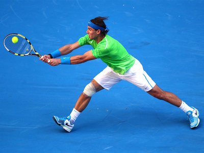 Day One - Nadal, Federer cruise and Tomic delivers upset