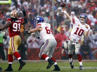 NFC Championship: Giants outlast 49ers in Overtime Thriller