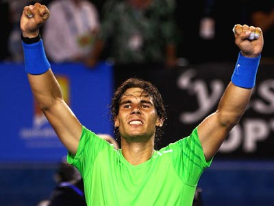Australian Open: Nadal Continues Dominance Over Federer