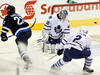 Leafs bitten by the curse of the awful goal once again