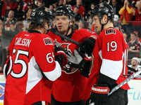 Sens hot streak continues with convincing win over Capitals