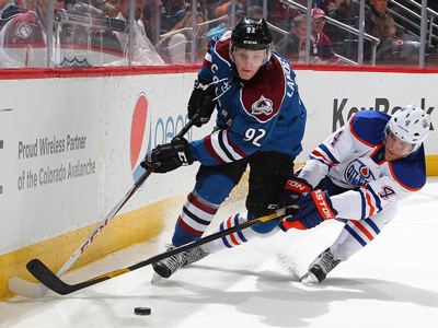 Hall scores 25th but Avs take Oilers in shootout