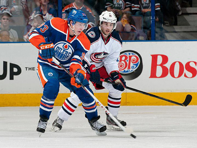 Nugent-Hopkins appears ready to make the jump and lead the Oilers in scoring