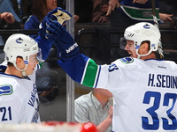 Canucks battle back for a 3-2 OT win in Colorado