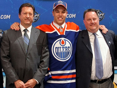 Oilers: Lottery picks were not the problem during the Tambellini Era