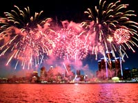 2015 Detroit Ford Fireworks announces change in start time