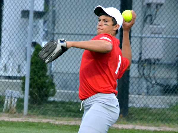SNAPSHOT - Windsor Spitfires show strong community commitment in Charity Softball Classic