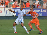 FC Edmonton drop crucial points in playoff race