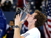 2012 US Open - Murray makes it a four man race, with first Grand Slam title