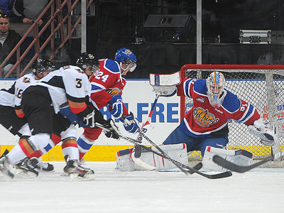 Hitmen hand Oil Kings their first loss of the season