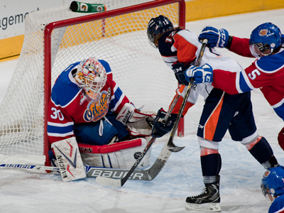Jarry backstops Oil Kings to huge win over Kamloops