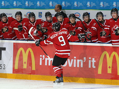2013 World Juniors: Nugent-Hopkins brilliant but Canada self-destructs in OT