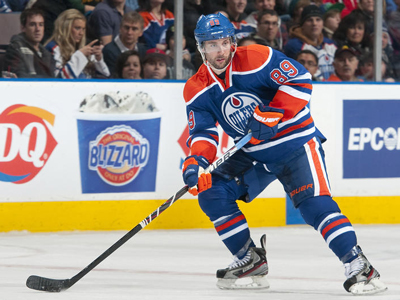 Oilers Player Preview: Gagner needs a huge season to remain in Orange and Blue