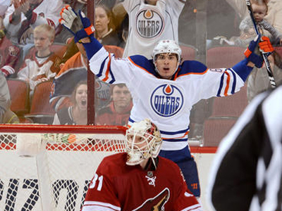 Oilers Yakupov nets OT winner in the desert