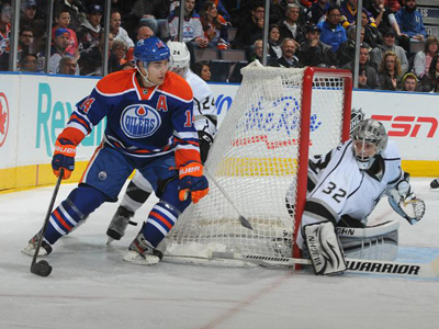 Carter sinks Oilers with late winner