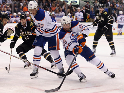 Gagner shows true colours, signing three year extension with Oilers