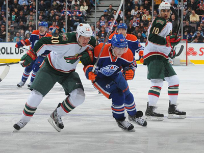 Oilers could still take a run at the Northwest Division crown