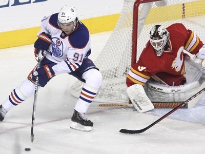 No more excuses, Oilers need to bury the Flames