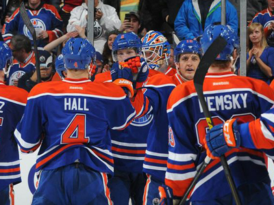 Step Taken: Oilers Playing Meaningful Games