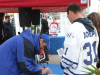 Curtis Joseph Visits Windsor
