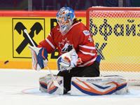 Oilers Dubnyk looks to be Canada