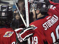 Spits deal Studnikca to 67s