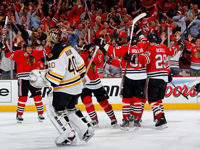2013 Stanley Cup Final: Blackhawks outlast Bruins in triple OT classic