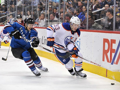 Nugent-Hopkins could return to the Oilers lineup sooner than most think