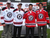 Quebec Remparts reveal new sweaters