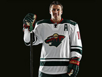Minnesota Wild revealed their new white road sweater ten hours ahead of schedule