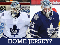 TIMEOUT - Should the home team in NHL wear white or dark jerseys?