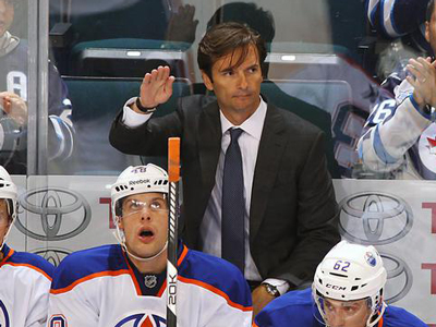 Time for the Edmonton Oilers and Dallas Eakins to part ways