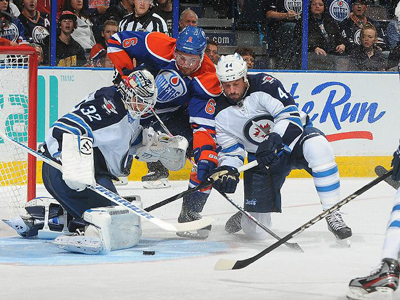 The Edmonton Oilers and Jesse Joensuu