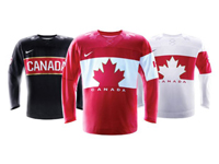 New Team Canada jerseys look like something from The Bay