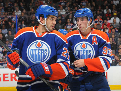 Oilers depth at centre is not quite as thin as some think