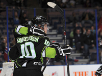 Samuelsson pots OT winner, Oil Kings sneak past Kootenay